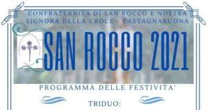 Festa di S.Rocco 2021 a Varazze, frazione Castagnabuona