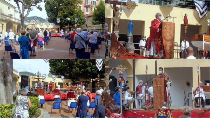 Festeggiato al Solaro di Varazze San Bartolomeo