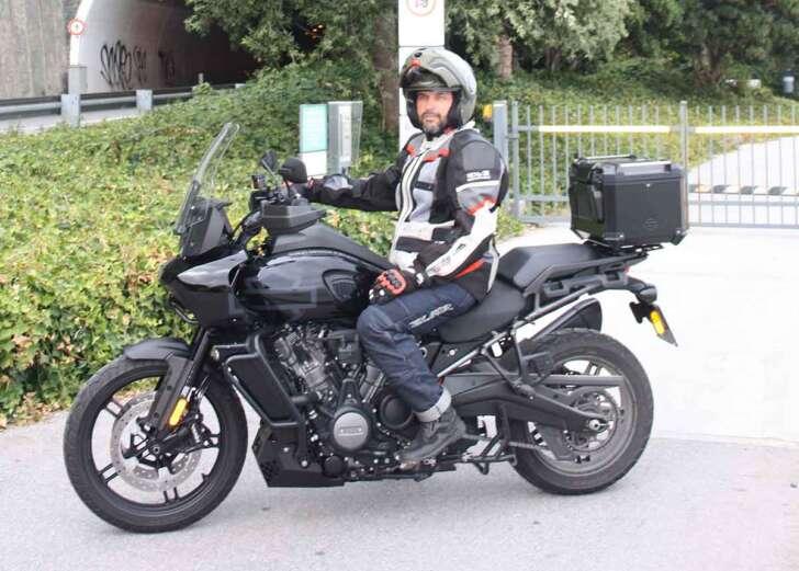 Tra Liguria e Piemonte con la nuova entrofuoristrada di casa Harley