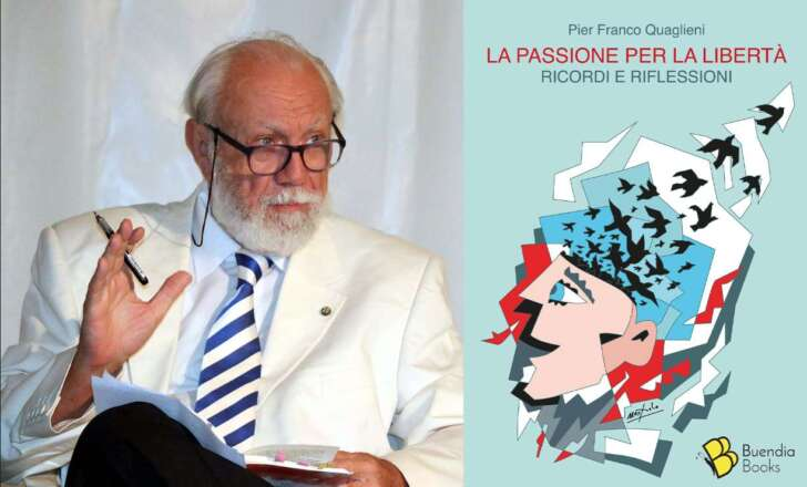 Lunedì 23, Sguardi laterali ospita Pier Franco Quaglieni