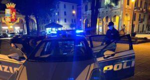 Controlli notturni e serali della Polizia in centro alla Spezia