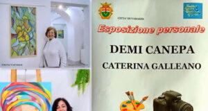 Demy Canepa e Caterina Galleano in mostra a Varazze