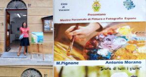Una mostra tra dipinti e fotografie