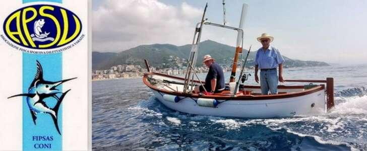 Varazze, secondo raduno amatoriale di pesca