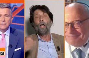 Zona Bianca, Cacciari a Brindisi: Sono giochetti ridicoli, me ne vado!