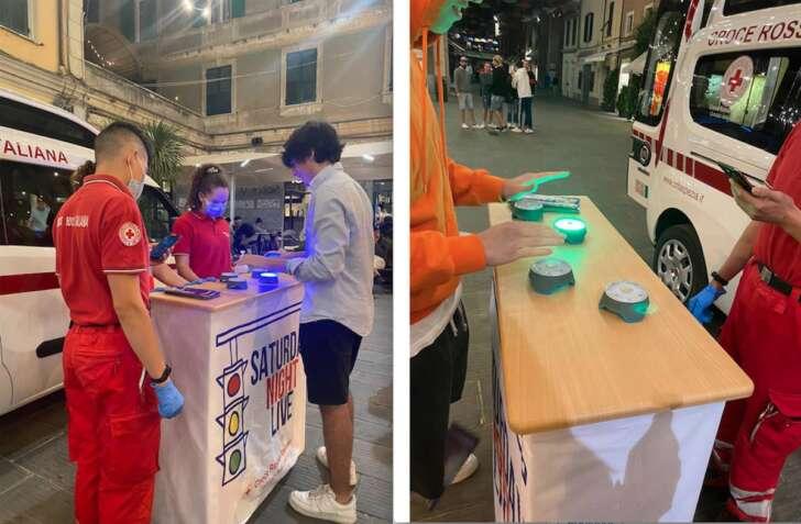 La Spezia, Croce Rossa: un giovane su tre con tasso alcolemico sopra il limite