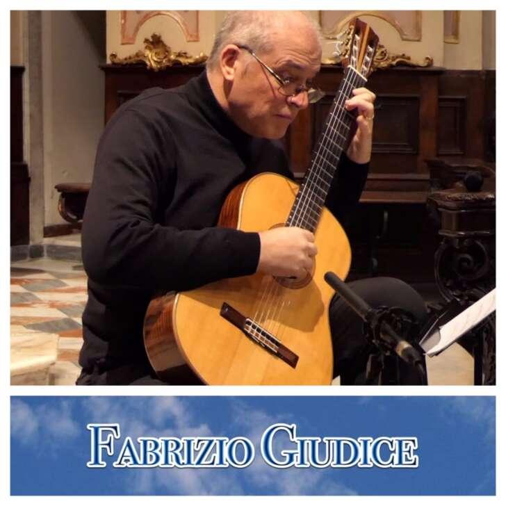 Fabrizio Giudice in concerto a Santa Margherita