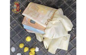 Quartiere Umbertino La Spezia, la polizia denuncia giovane marocchino per spaccio