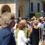 Bagno di folla per il funerale del sindaco Di Capua