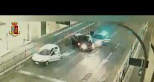 Inseguimento ed arresto: era evaso dai domiciliari su auto rubata
