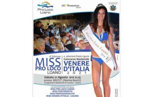 Bellezze in concorso a Marina di Loano. Al via la 9° edizione di Miss Pro Loco Loano