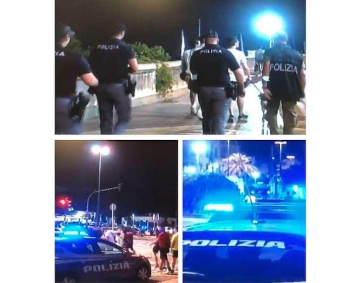 Controlli di polizia, carabinieri e GdF nella movida e nel Centro Storico