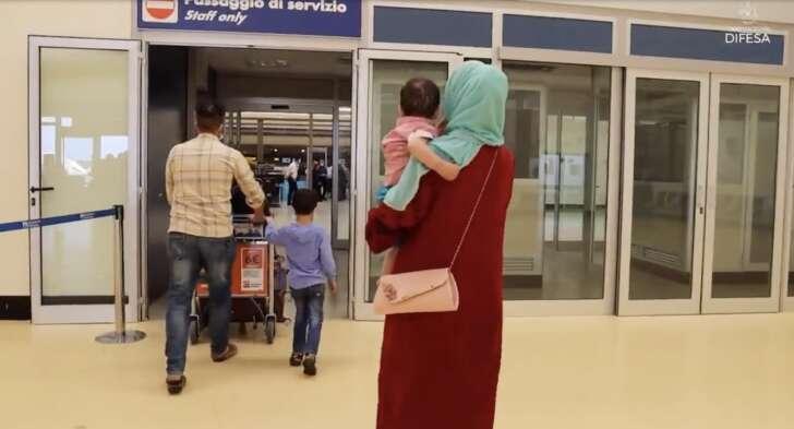 La Liguria accoglierà fino a 300-350 profughi afghani