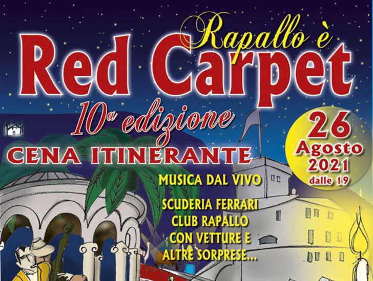 A Rapallo torna l'evento Red Carpet