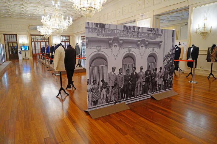 A Sanremo una mostra sulla moda
