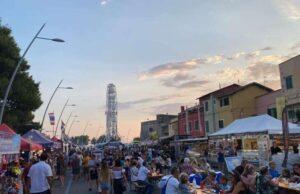 Lo Street food arriva a Riva Ligure: cibo e divertimento