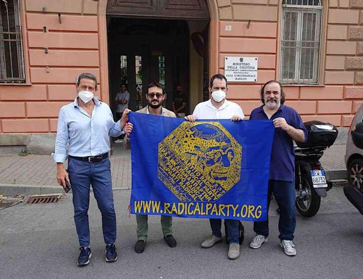 Ferragosto in carcere, la visita in Liguria delle delegazioni dei Radicali