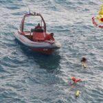 Caprazoppa, soccorso dei VVF per due turisti tedeschi