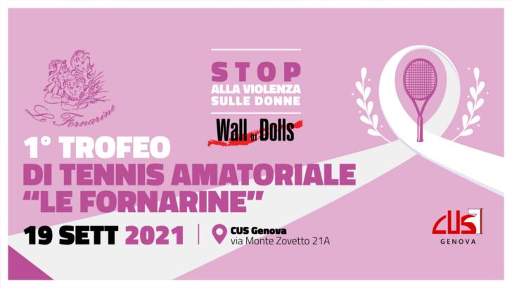 1° Trofeo Le Fornarine, per Walls of Dolls