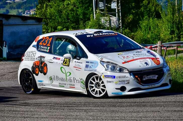 Il Rally 1000 Miglia rigenera Davide Craviotto
