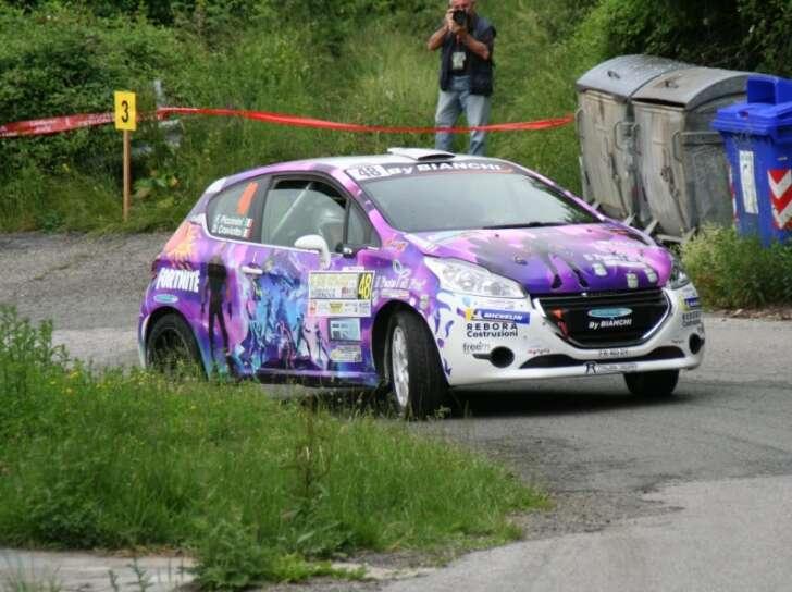 Davide Craviotto cerca riscatto al Rally 1000 Miglia