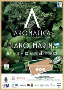 Al via Aromatica a Diano Marina