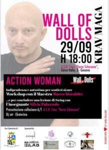 Autodifesa femminile con Wall of Dolls
