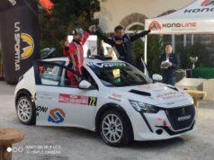 Gianluca Caserza vince al Lanterna Corse