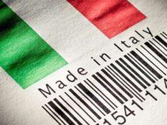 Alimentare Made in Italy da record storico