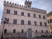 Chiavari illumina di verde il Palazzo della Cittadella