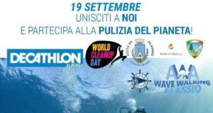 Alassio per il World Clean Up Day