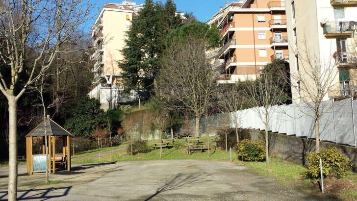 Lavori pubblici a Genova Pontedecimo per i giardini Coni Zugna