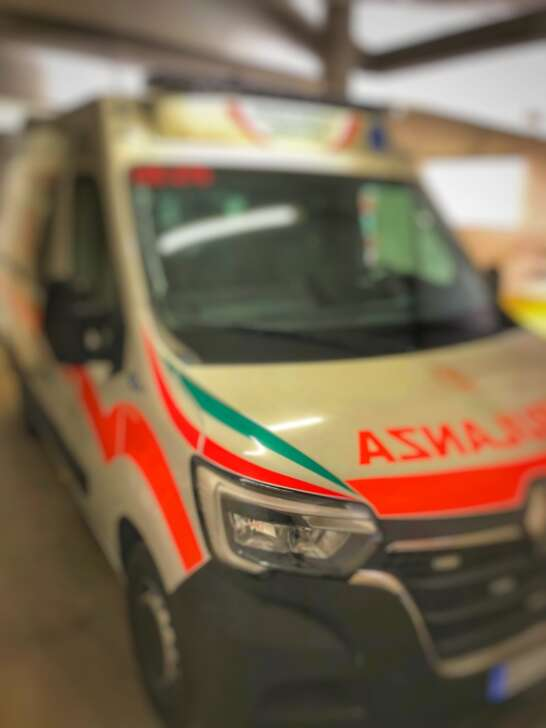 Domenica la Croce Bianca inaugurerà una nuova ambulanza