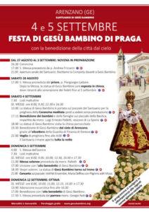 Al via la Festa di Gesù Bambino di Praga