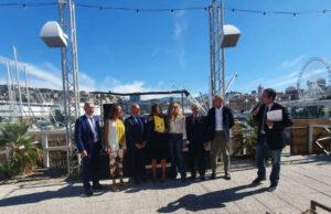 Fine Settembre, Festa dello sport al Porto antico