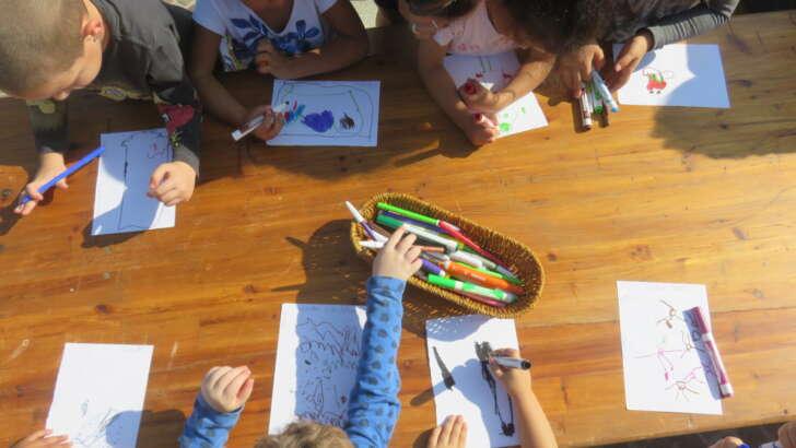 Fondazione Somaschi, raccoglie quaderni e penne