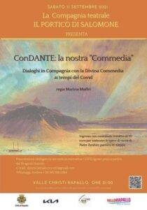 A Rapallo ConDANTE La nostra Commedia