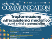 Media ecology e Comunicazione digitale