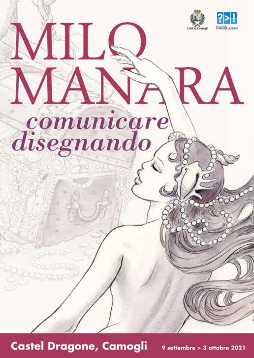 Milo Manara, Comunicare disegnando