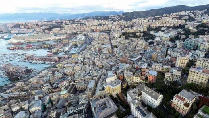 Nuove linee per la promozione di Genova