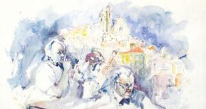 Pennello d'oro 2021 a Cervo, concorso e mostra