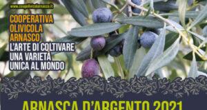 Riconoscimento alla Coop olivicola di Arnasco