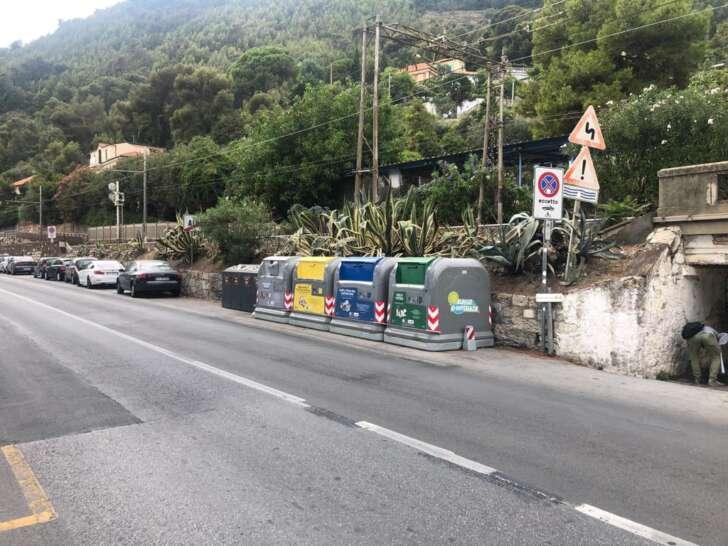 Rio Serre e Passeggiata Cadorna, riprendono i lavori