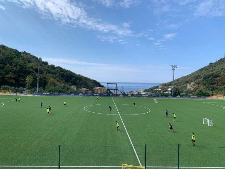 Siglato A Bogliasco, l'accordo Comune-UC Sampdoria