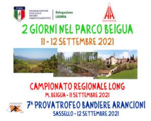 Campionato Regionale Long al Beigua