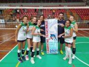 Volley, Coppa Italia Under 12 3vs3