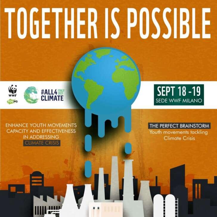 WWF YOUng prepara la Youth4Climate
