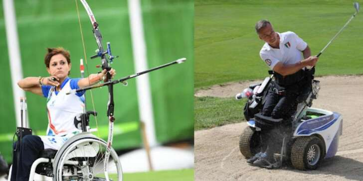 Due giornate di sport per disabili