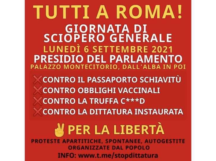 Pm Torino a Telegram, oscurare chat Basta dittatura