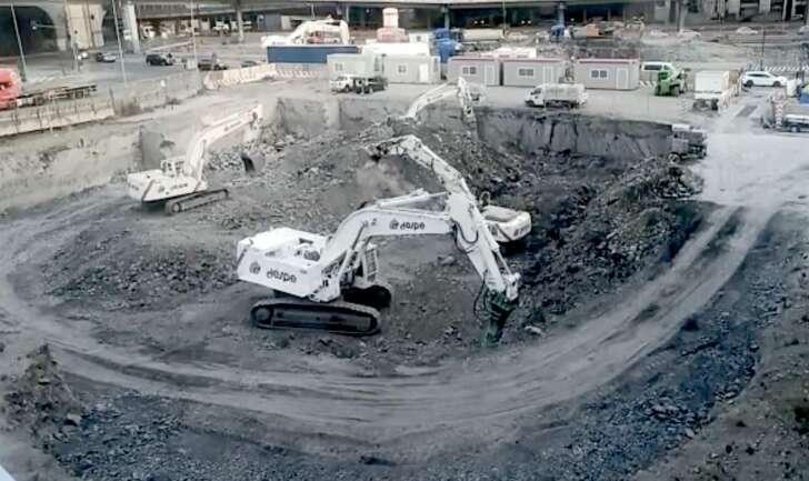 Usb VVF: San Benigno, non rispettate norme abbattimento polveri cantiere